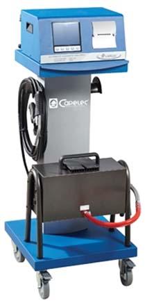 Capelec 4 Gas analyser