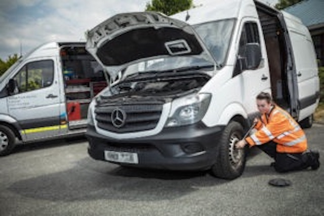 The 19 Year Old From Liverpool Works As A Commercial Vehicle Technician At  North West Dealer Roanza Truck U0026 Van. She Joined The Company After  Finishing ...